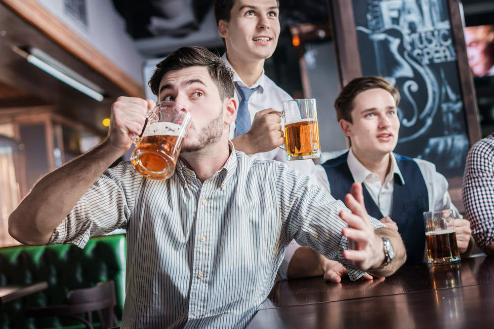 Britains binge drinking business: Employers stoking flames of alcohol misuse