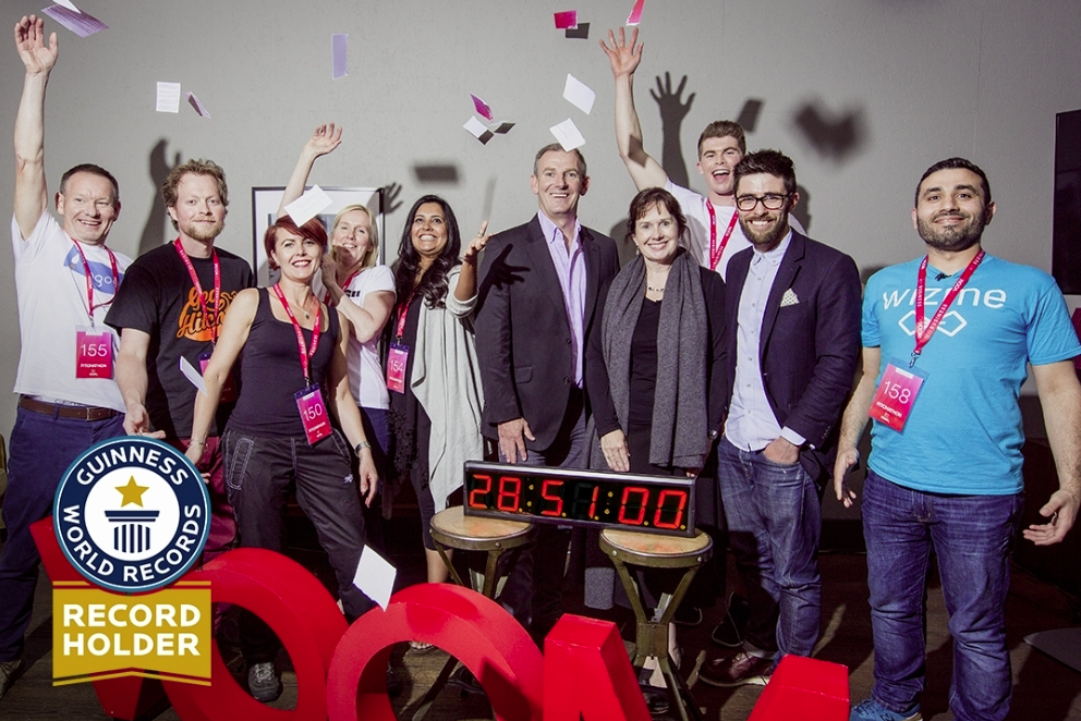 Revealed: 40 firms in running for £1m VOOM jackpot and Richard Branson's ear