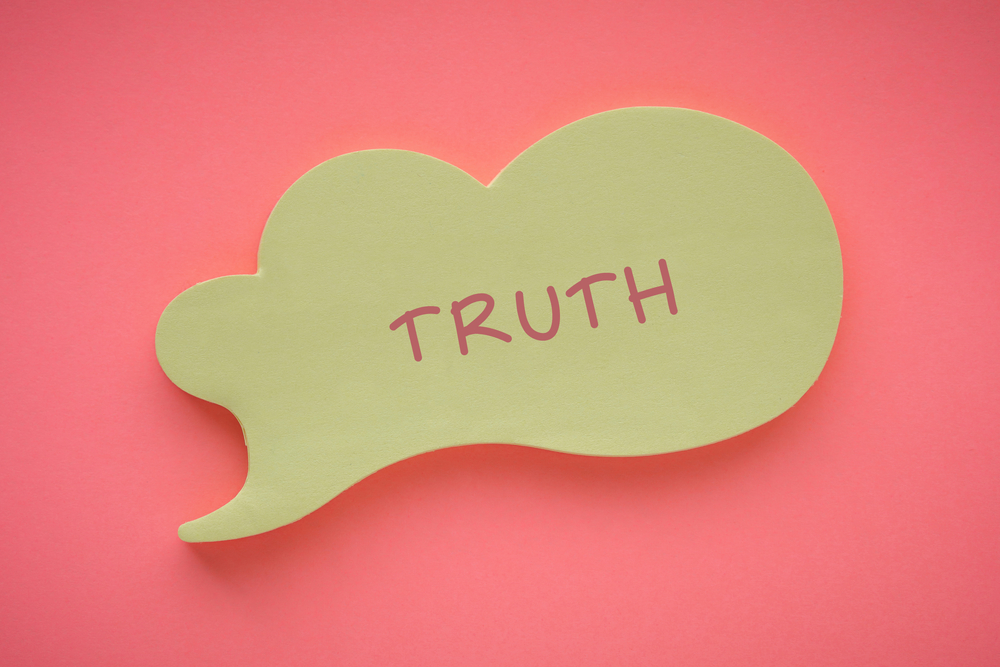 Why it?s important to do business truthfully