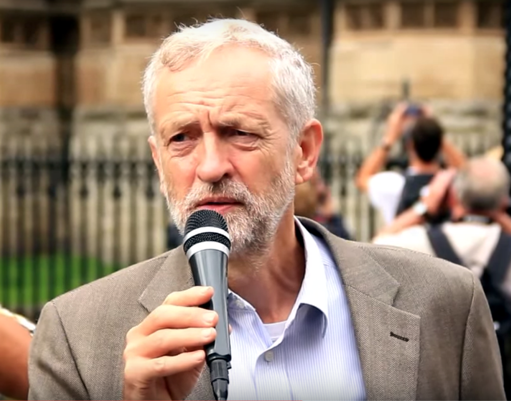 """If TTIPs not good enough for France then it isn't for UK,"" says Jeremy Corbyn"