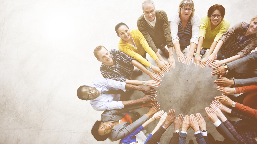Harnessing intelligent machines to create more diverse teams