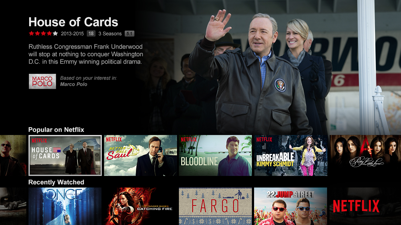 Lessons from billion dollar platform Netflix on building your own content gold mine