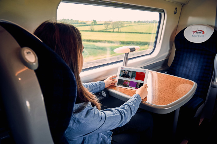 Virgin Trains passengers can bin Netflix ?  200 hours of film and TV content now on-board