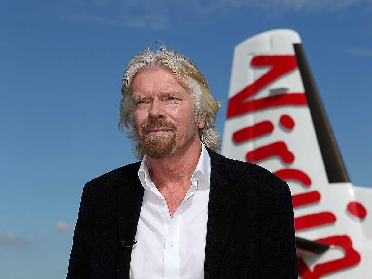Richard Branson launches EU remain campaign, despite not being able to vote
