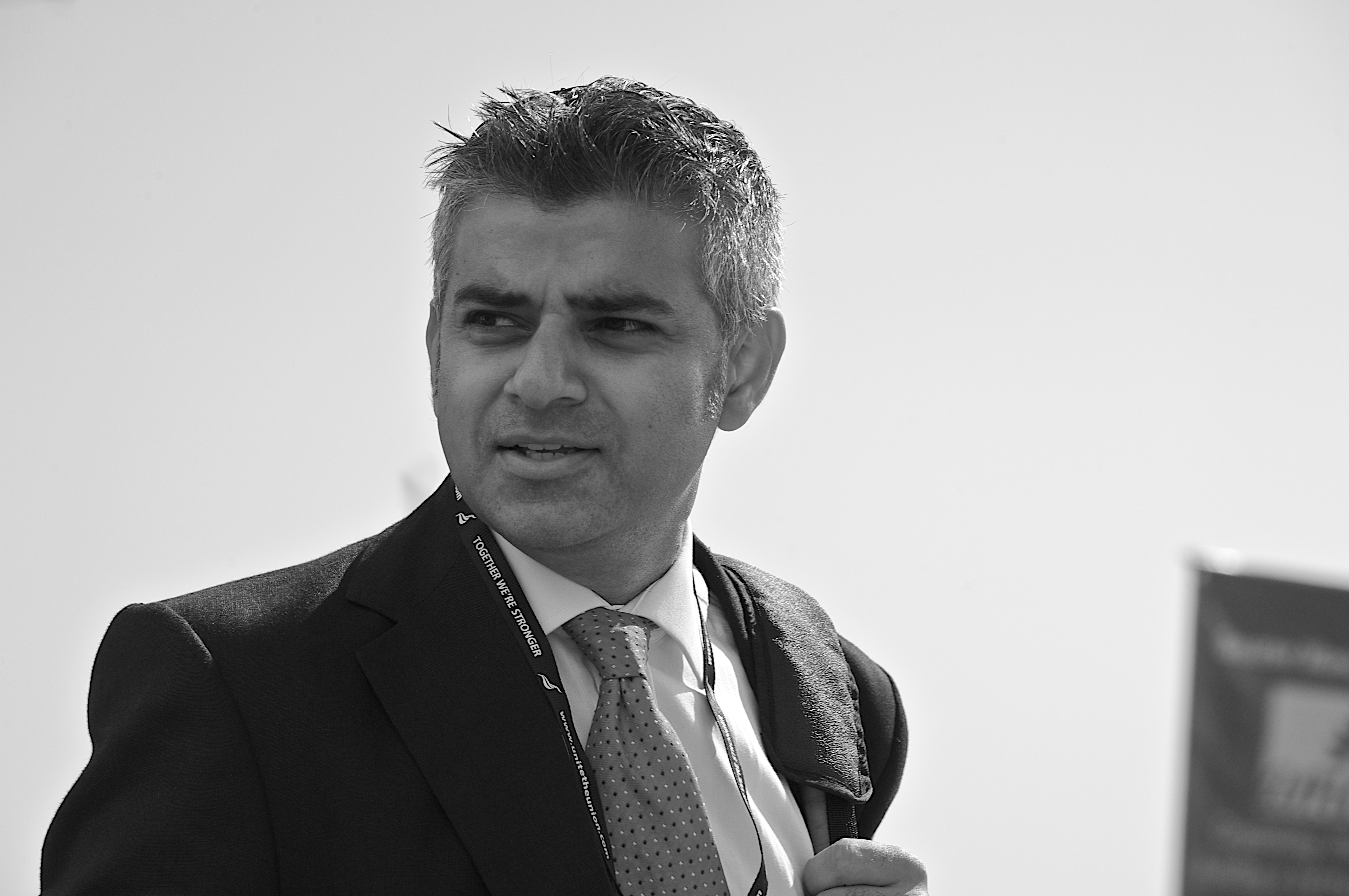 London is open for business and welcomes all, says Sadiq Khan