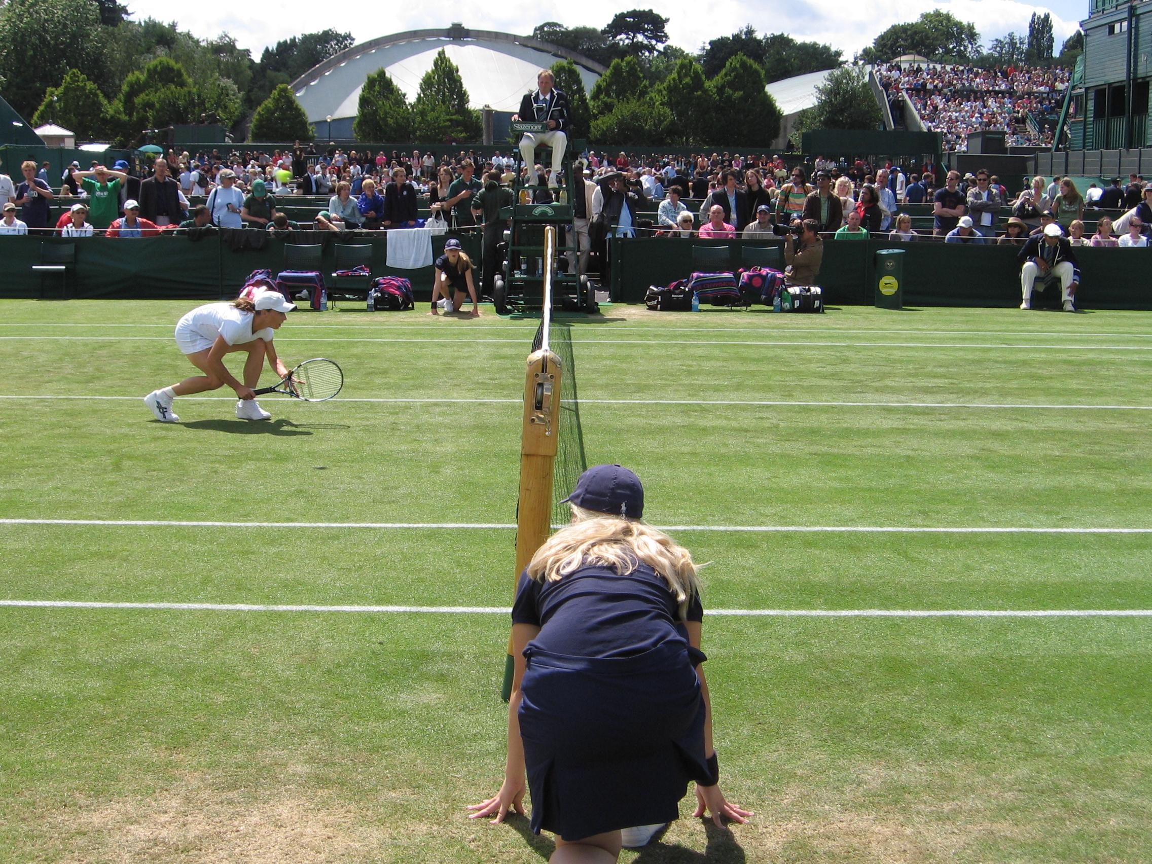 Game, set match: What Wimbledon can teach a creative director