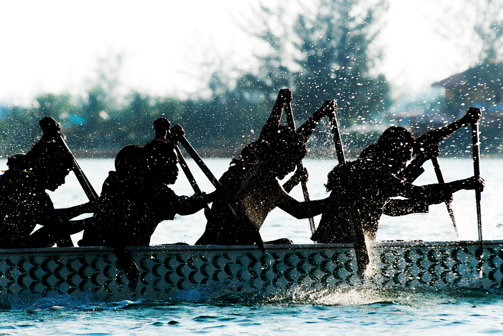Lessons from a Team GB dragon boat racer on business ethos