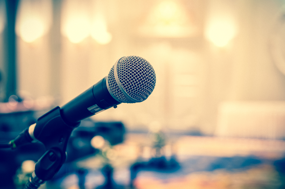 Conquering your fear of public speaking