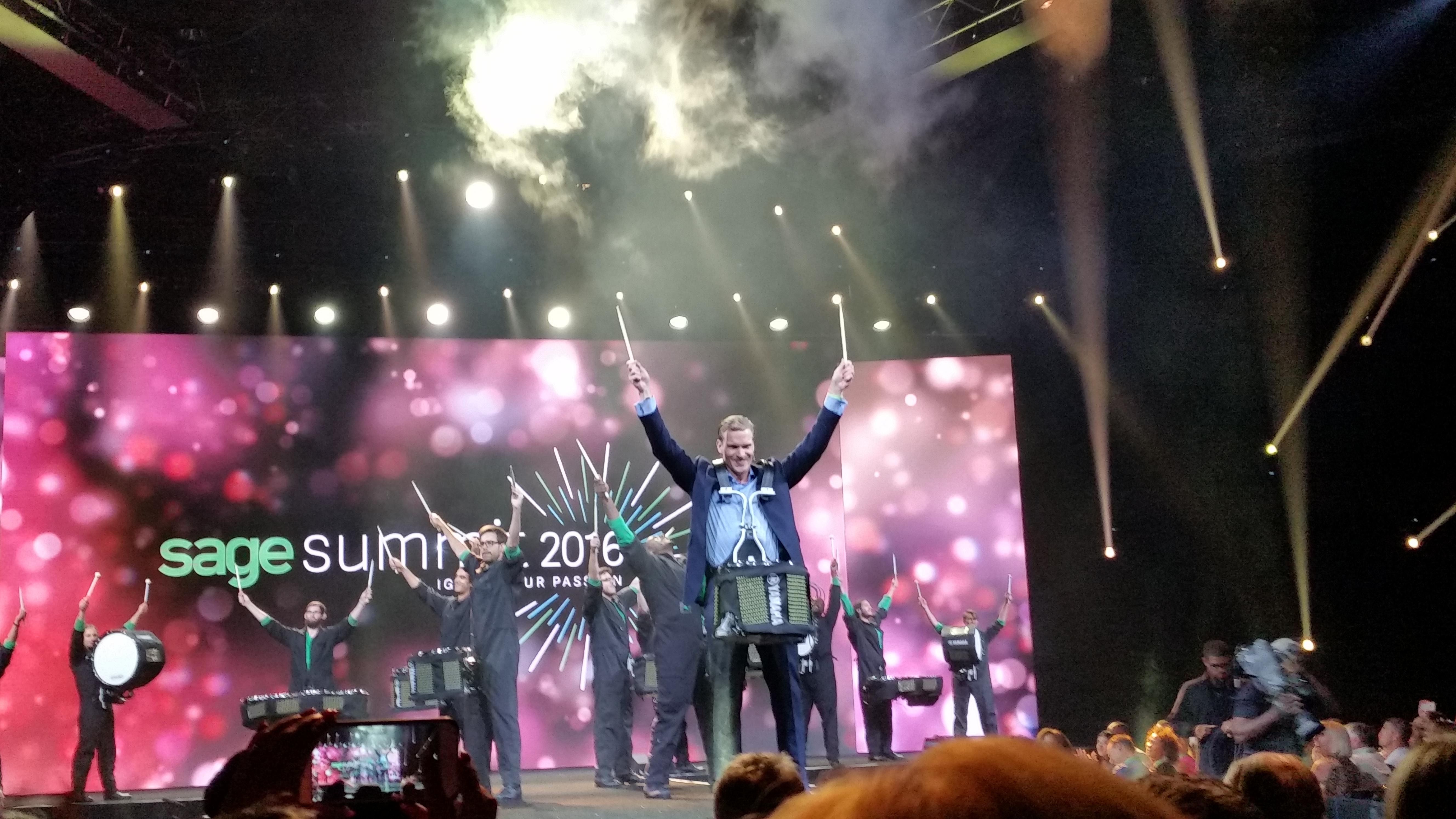 Sage Summit: Day two – Inspiration, innovation and UK-US trade negotiations steal show