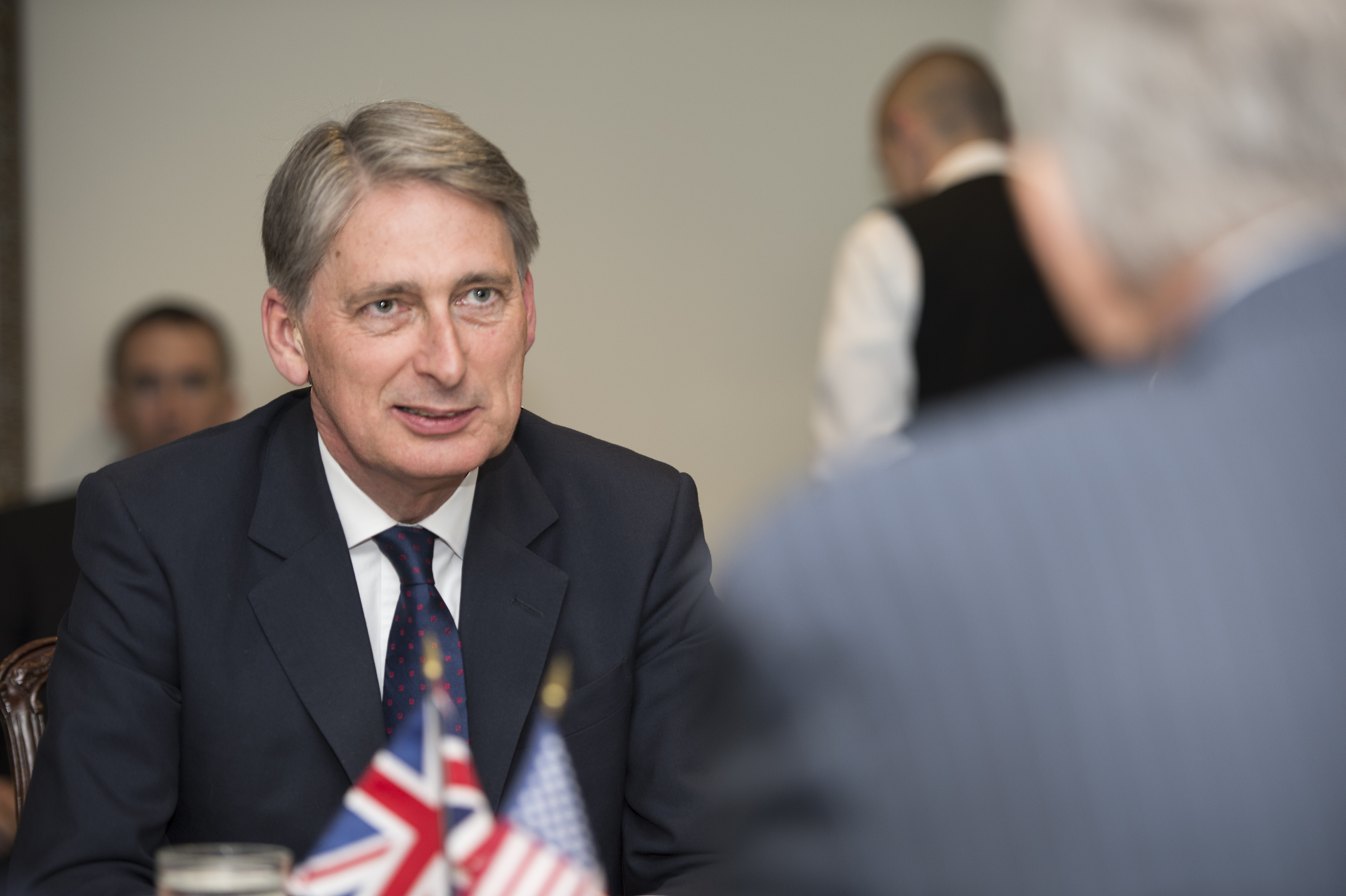 Philip Hammond named chancellor of the Exchequer as George Osborne abandons Theresa May