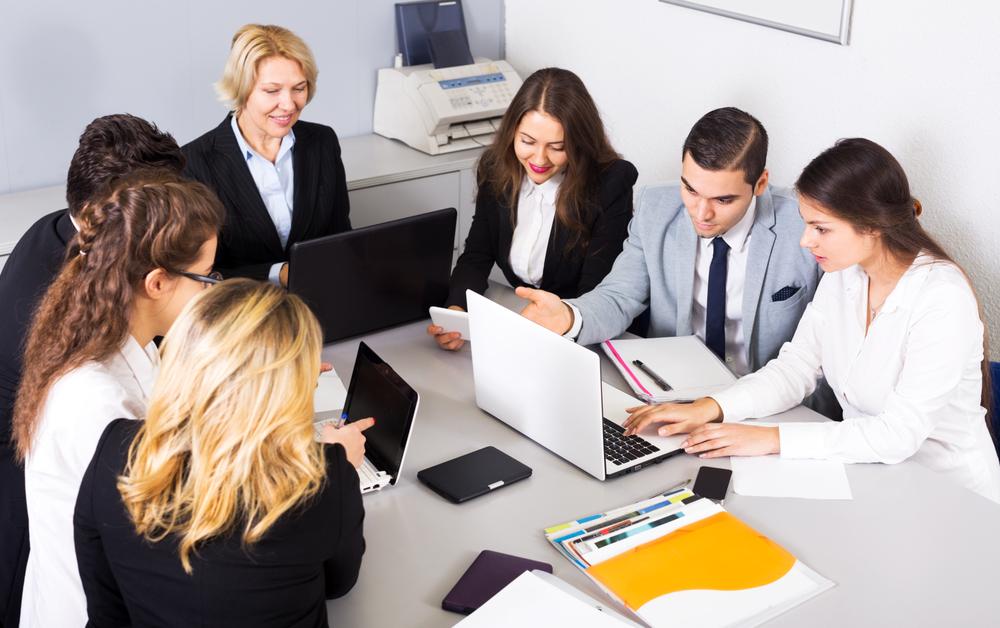 Five ways to improve meeting room productivity
