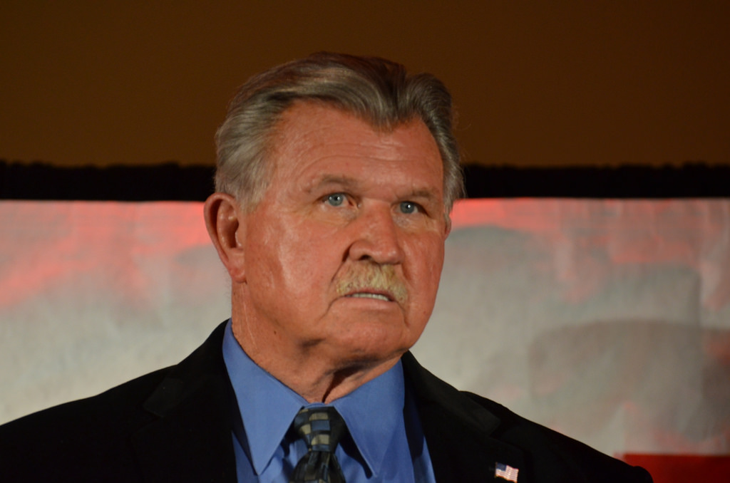 Super Bowl-winning coach Mike Ditka opens Sage Summit 2016