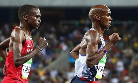 Like Mo Farah, should entrepreneurs practice and prepare for setbacks?