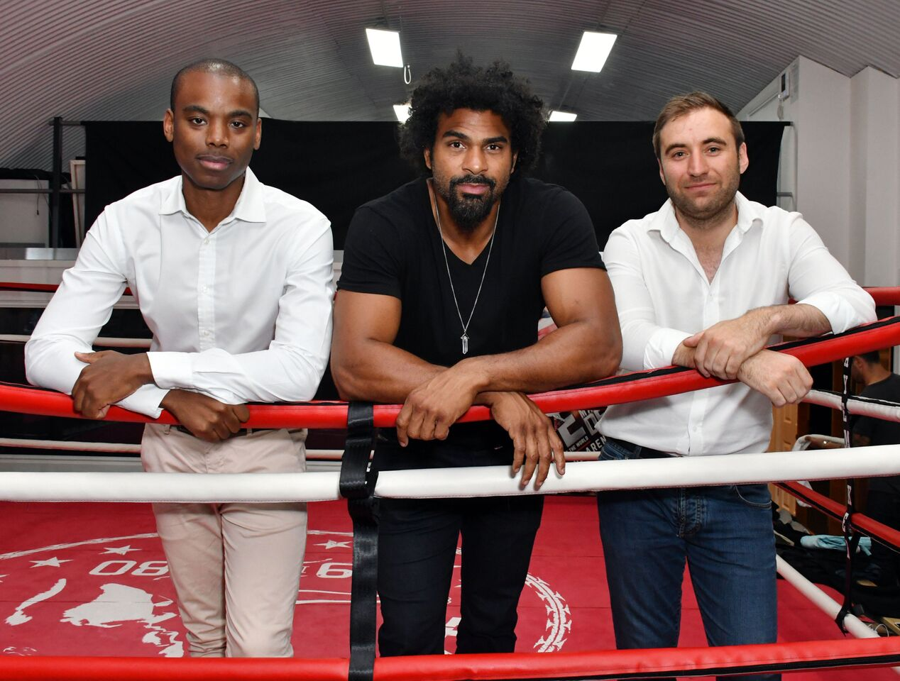 David Haye provides recruitment app a fighting chance with ?2.65m seed round