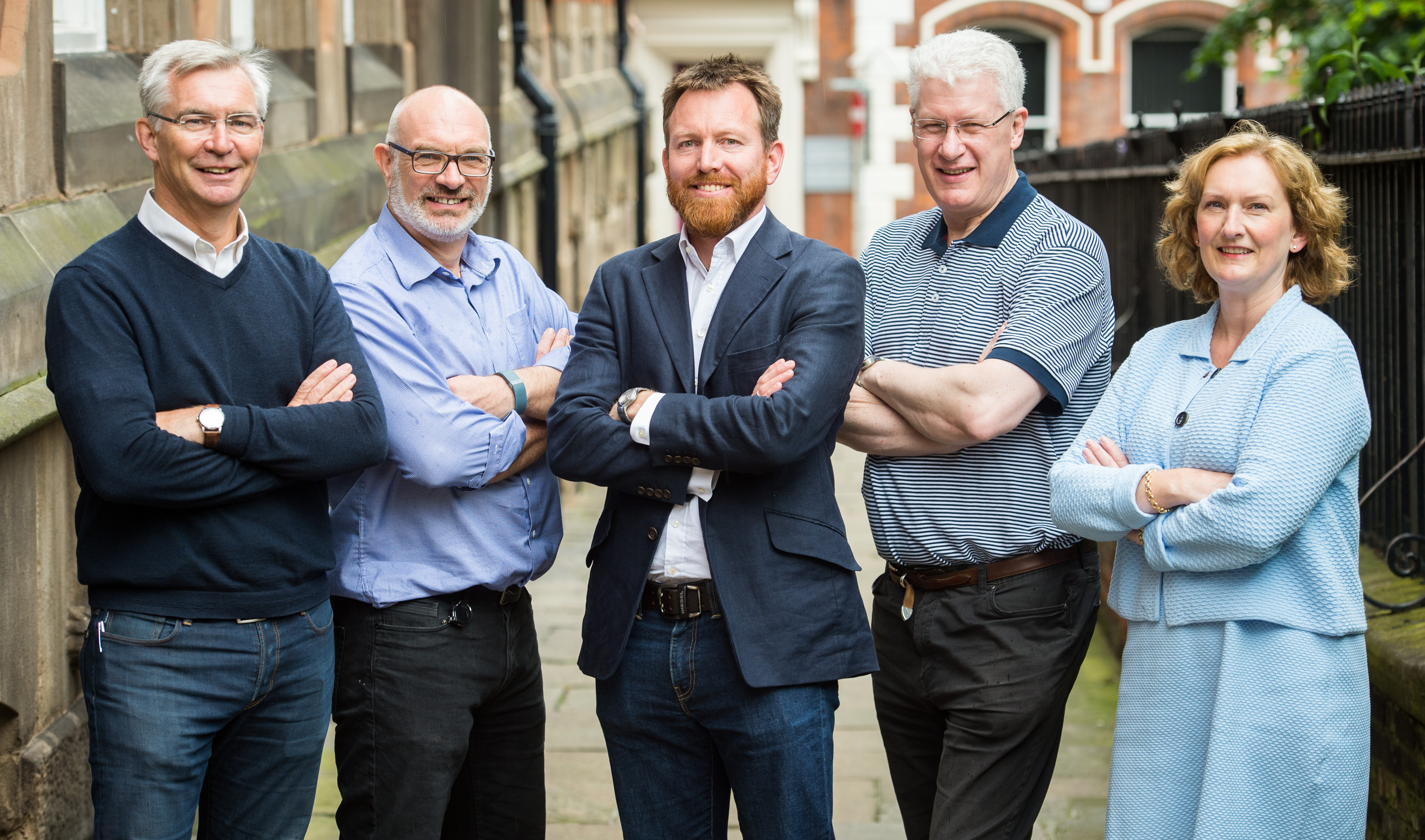 New financial technology offering sees industry heavyweights unite