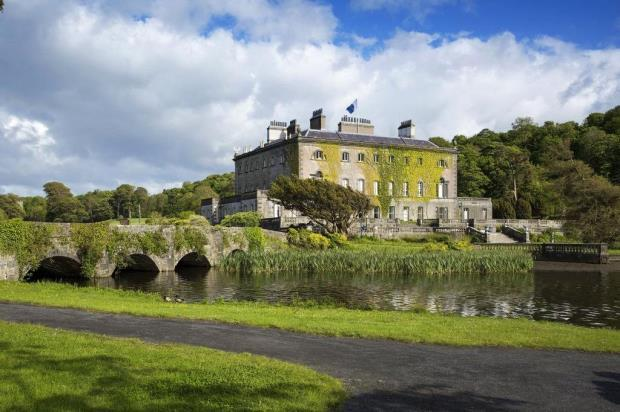 Historic ten-bedroom home in Ireland, complete with theme park, hits the market