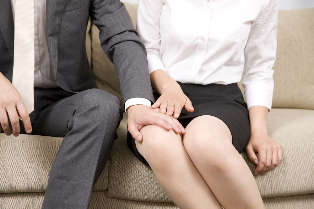 Workplace banter results in shameful sexual harassment of most British women