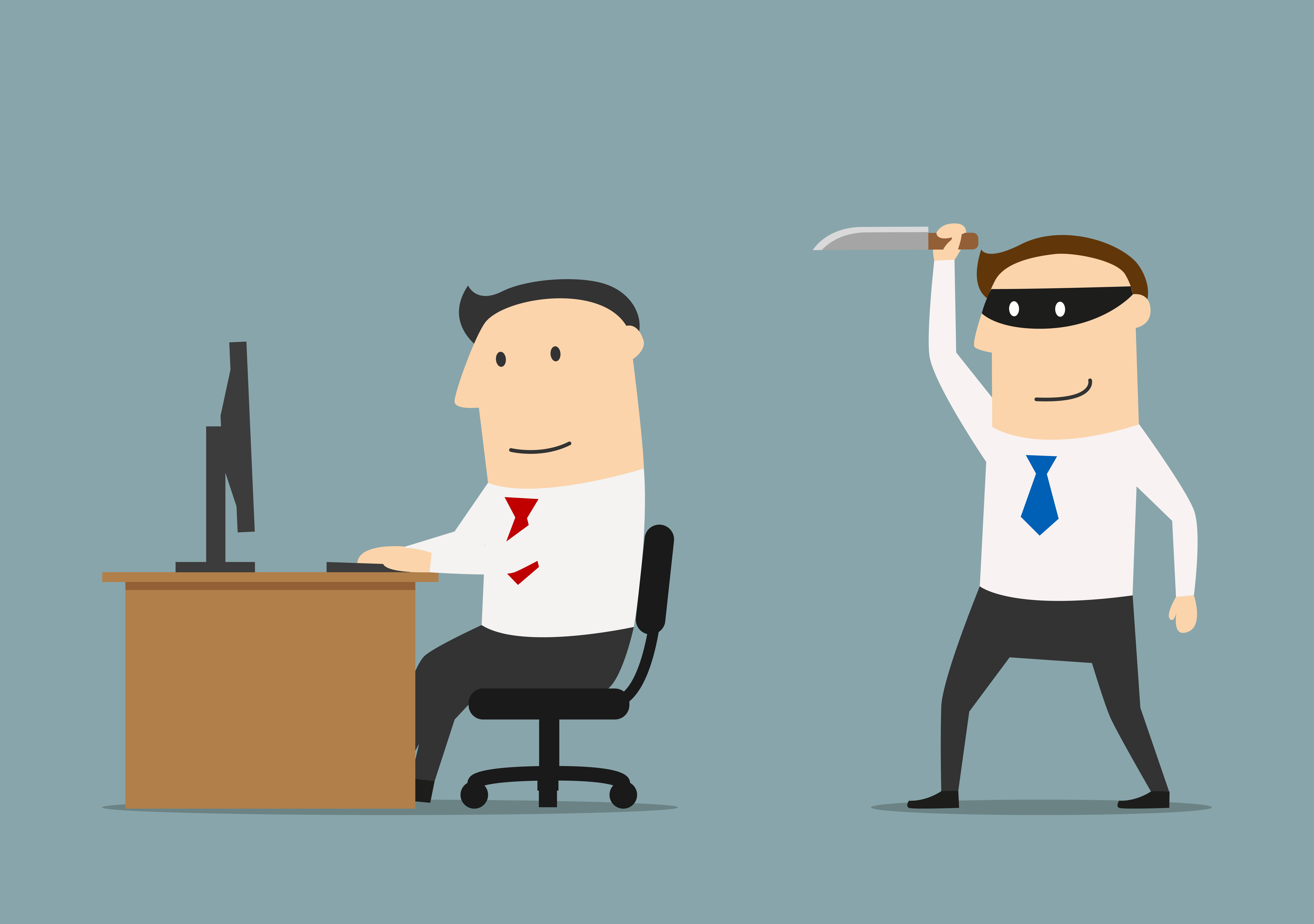 Making it out alive in the treacherous world of office politics