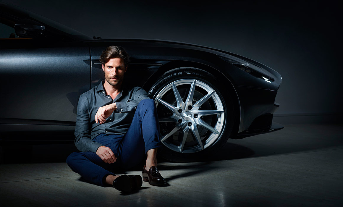 """Aston Martin and Hackett creating """"epitome of style"""" in long-term partnership"""