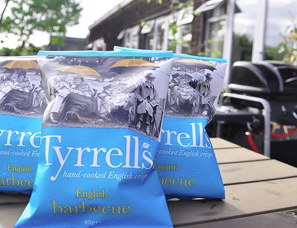 American snack firm acquires fine English crisp maker Tyrrells for £300m