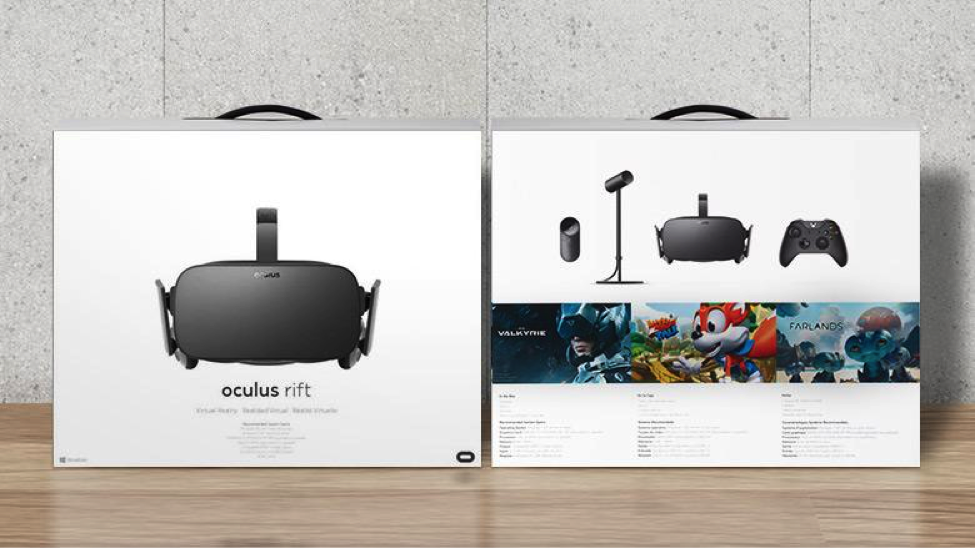 Itll cost 550 to start a virtual reality existence as Oculus Rift comes to the UK