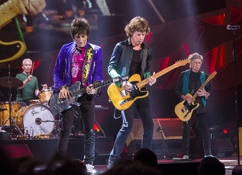 What the likes of The Rolling Stones and Mötley Crüe could teach you about making a profit