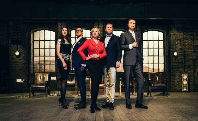 What firms are most likely to gain investment on Dragons' Den?