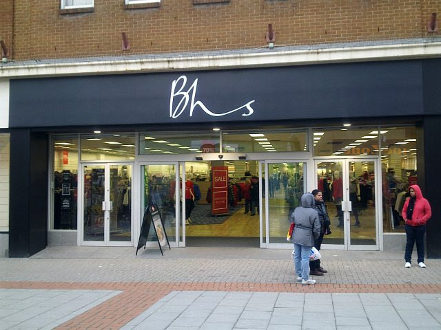 BHS' 88-year history comes to an end as last store vanishes from high street