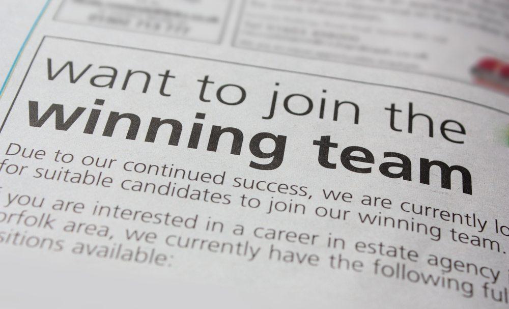 How to write a legitimate job advert