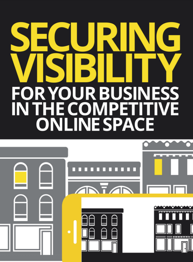 Securing visibility for your business in the competitive online space