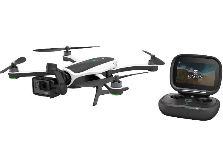 GoPro ramps up gadget war by launching new drone