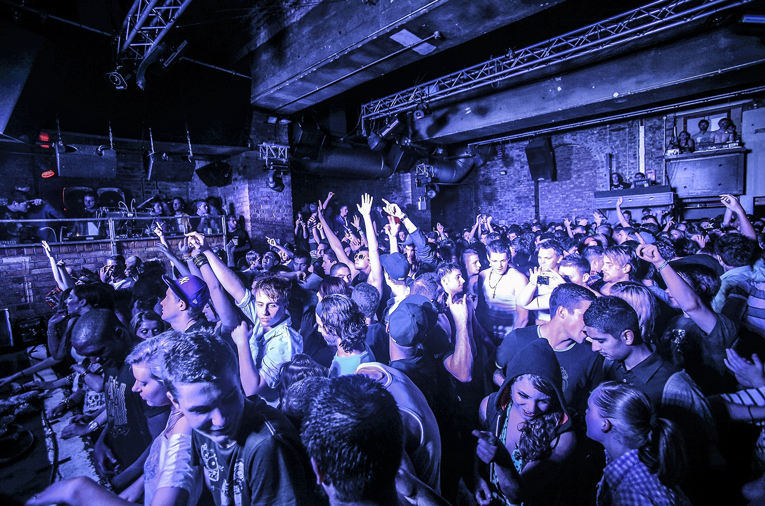 Defending Londons nightlife and the small businesses it supports