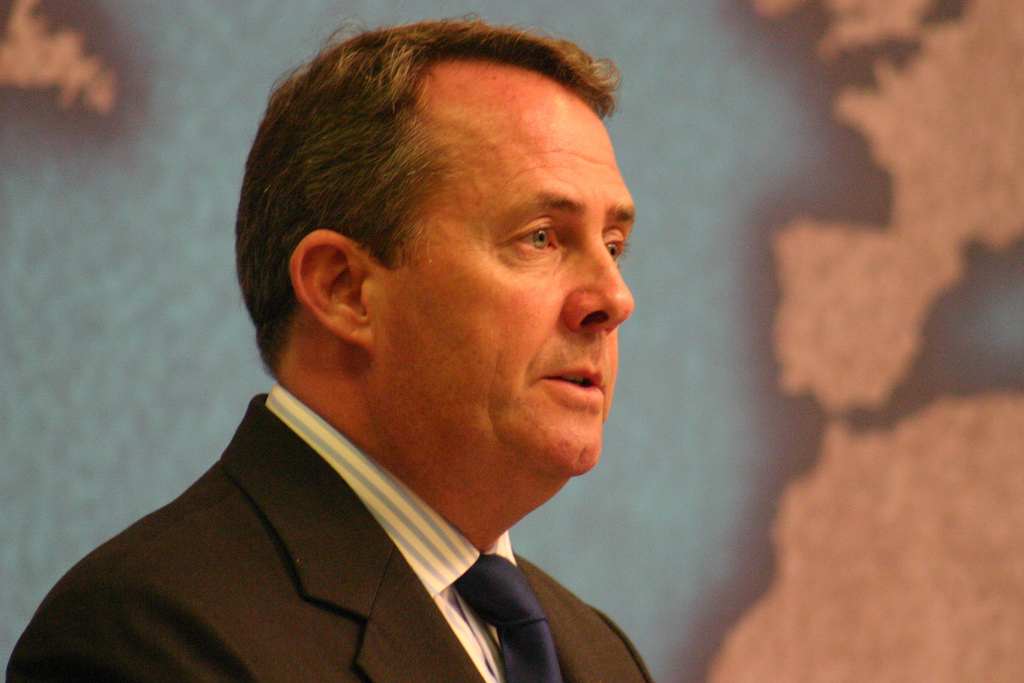 """Liam Fox is unfit to represent Britain's """"fat and lazy"""" business leaders"""