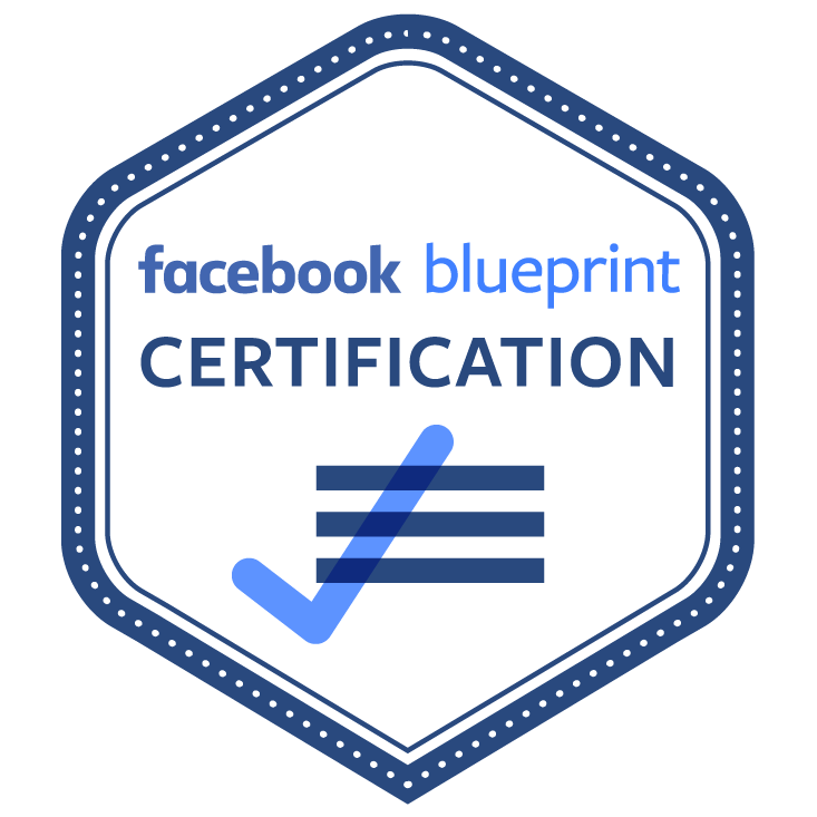 Take exams and receive an official certificate for your Facebook knowledge