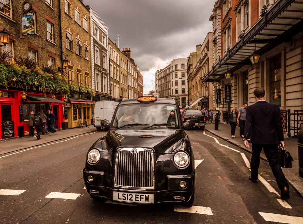 With power of Sadiq Khan behind them, can London?s black cabs slam on Uber?s brakes?
