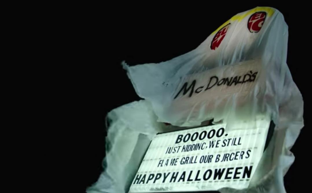Burger King Halloween marketing campaigns 2016