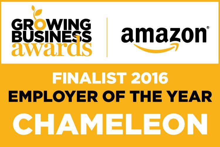 Employer of the Year award reader vote: Chameleon