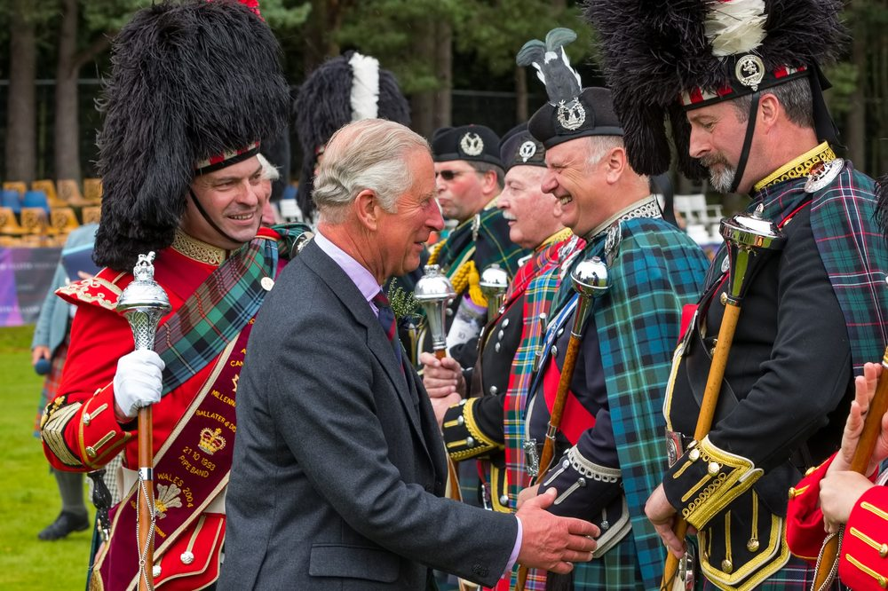 Prince Charles goes into business in unconventional way
