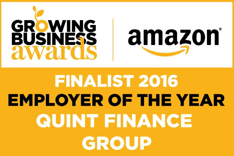 Employer of the Year award reader vote: Quint