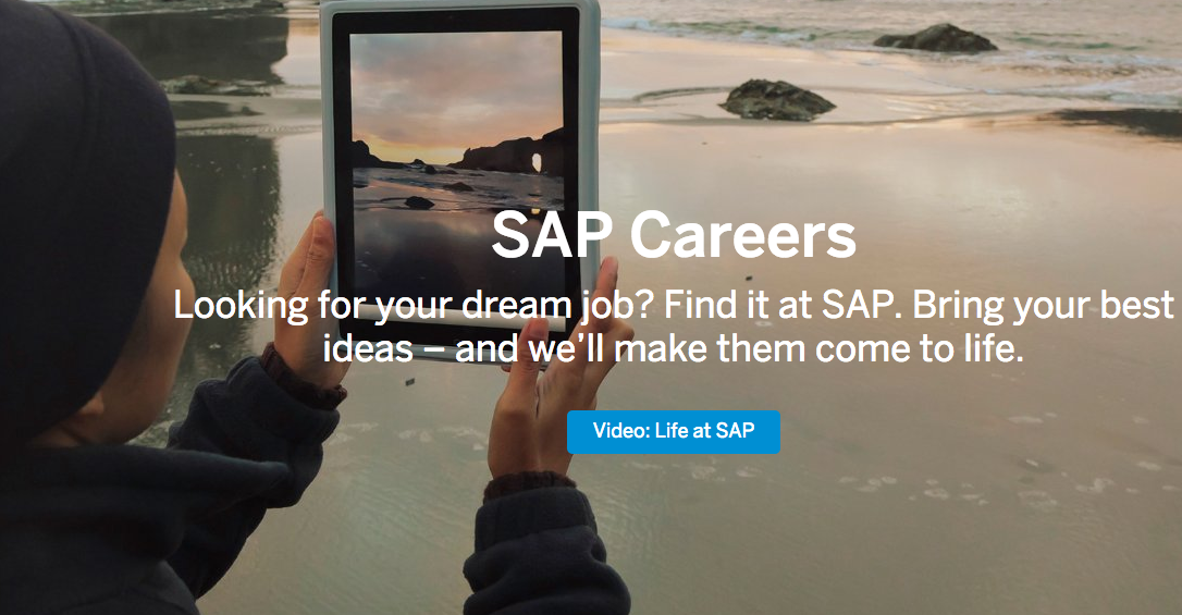 Employer branding SAP