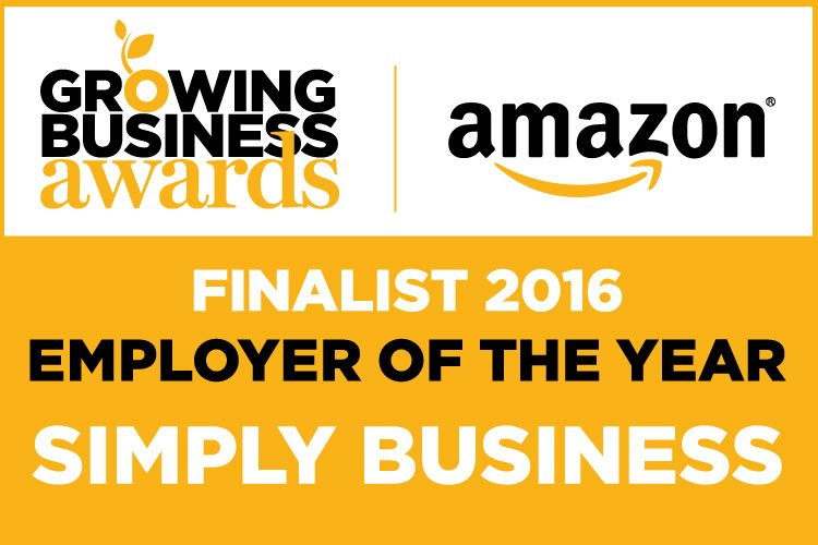Employer of the Year award reader vote: Simply Business