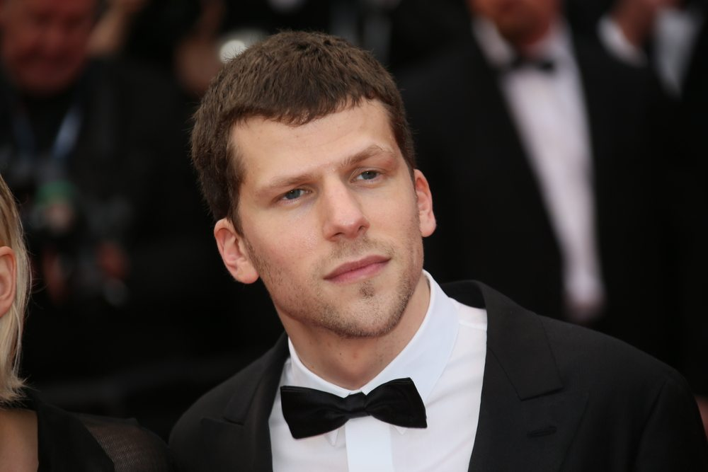 Embrace that push in a different direction – It's certainly helped Jesse Eisenberg