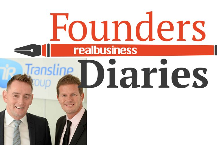 Founders Diaries: Introducing Transline Group founders Paul Beasley and Jon Taylor