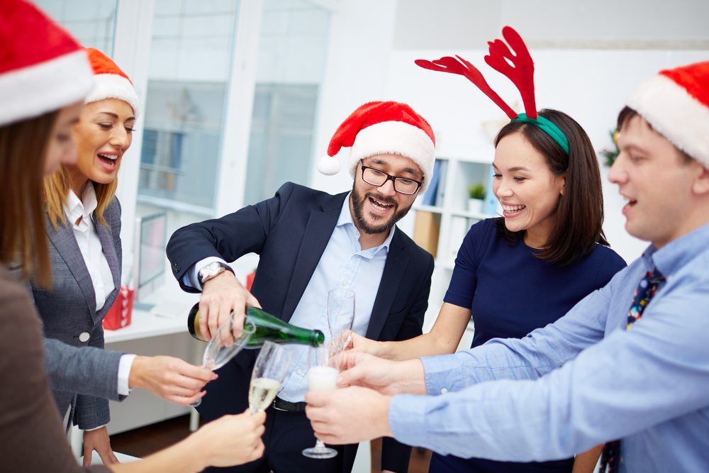 Dealing with the aftermath of your office Christmas party