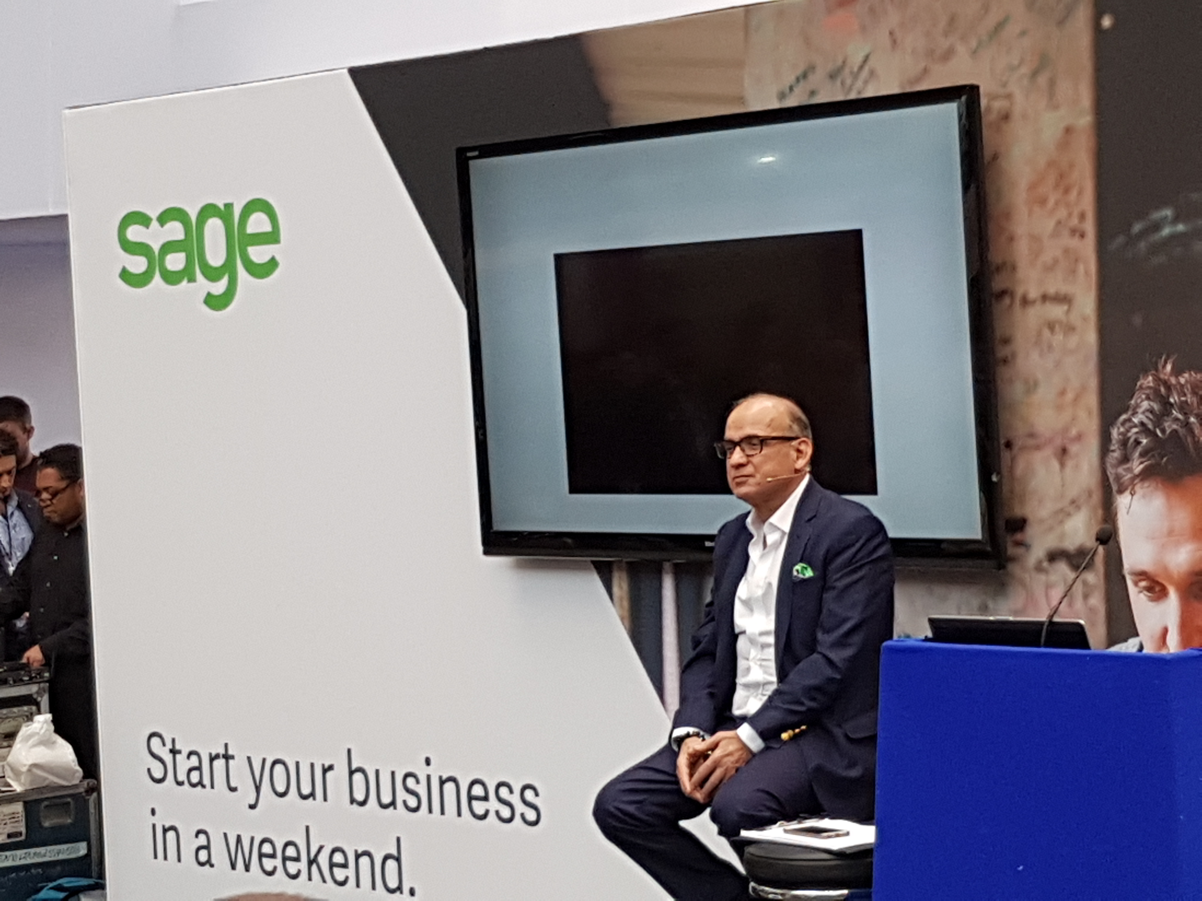 """The Business Show: Does Dragons"""" Den investor Touker Suleyman work too much?"""