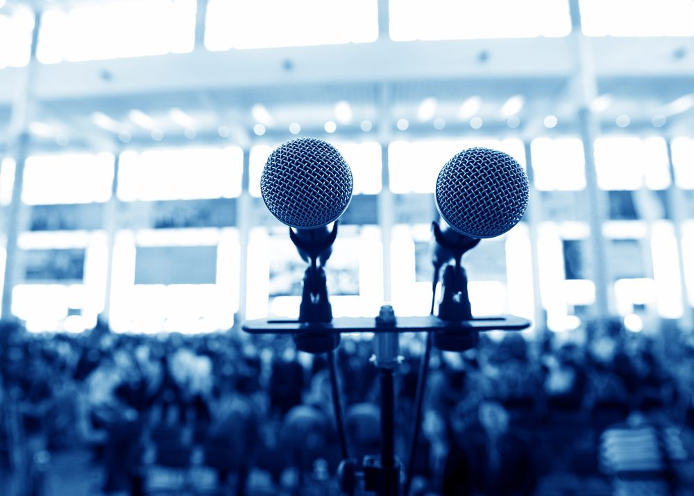 Some tips to help you be a great public speaker