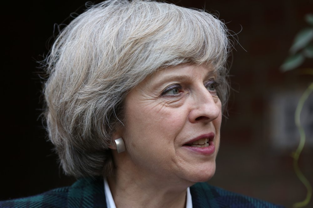 Theresa May doesn't have the authority to invoke Article 50 without parliament vote