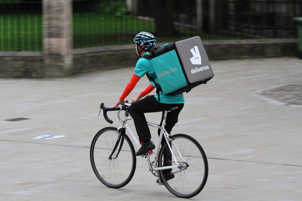 Deliveroo on-demand staff are stepping up to the legal batting cage to gain workers rights