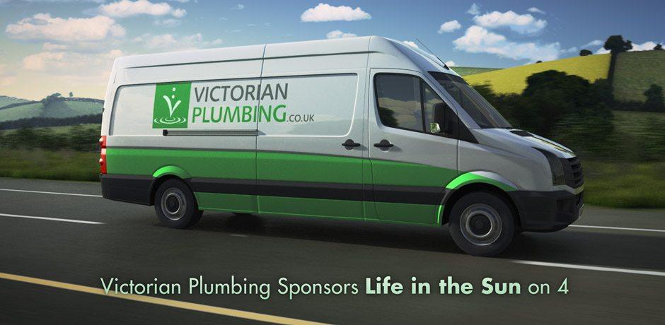 TV advertising Victorian Plumbing