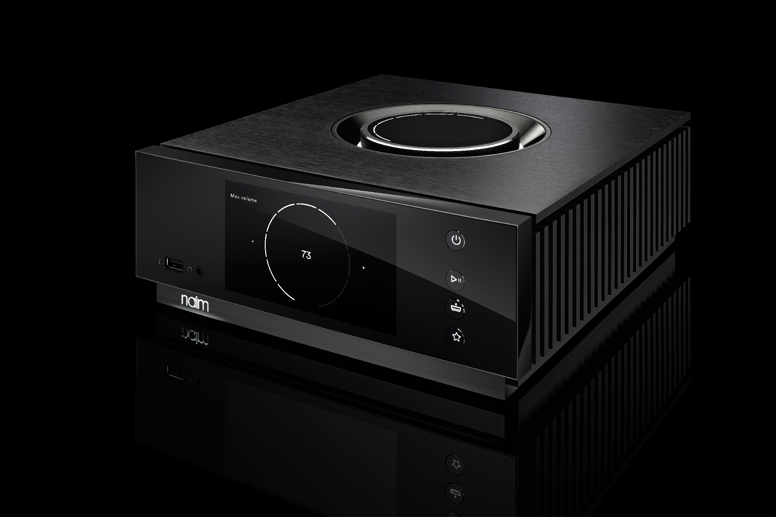 The Naim Atom: A little black box to make your music jump to life